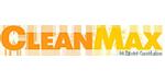 CleanMax Logo.