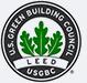 Ferma Sistema de Limpieza - Logo U.S. Green Building Council.