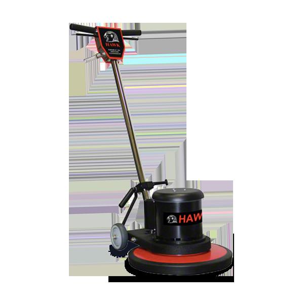 Máquina rotatoria Hawk HD.