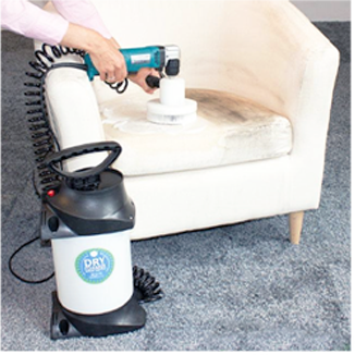 Ferma Sistema de Limpieza - Sistema para Lavar Tapicería con Espuma Ultra Seca.