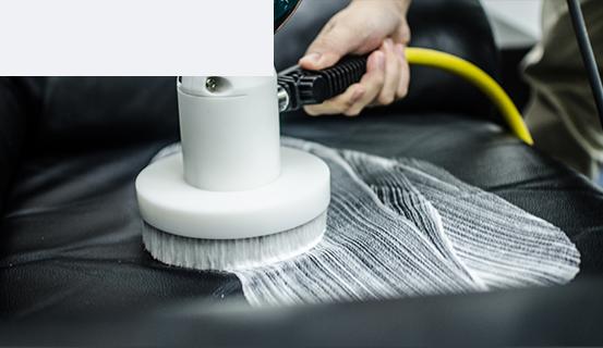 Sistema de Espuma Ultra Seca aplicado en tapicería automotriz.