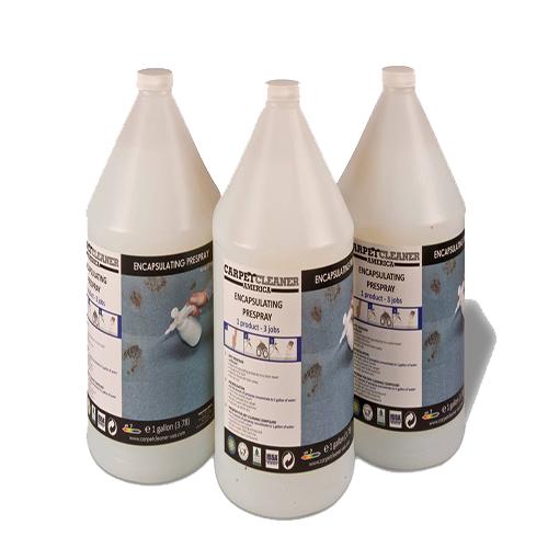 Ferma Sistema de Limpieza -Pre-lavado Encapsulante y Desmanchador CCA.