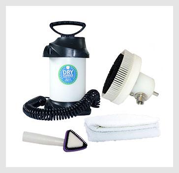Ferma Sistema de Limpieza - Sistema de Espuma Ultra-Seca